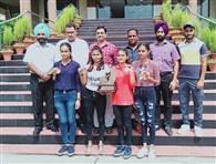 रयात ग्रुप ऑफ इंस्टीट्यूशन ने जीती टेबल टेनिस प्रतियोगिता