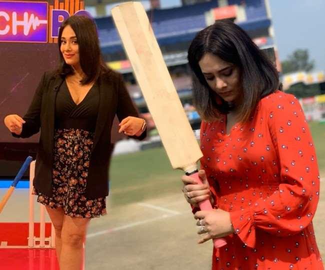 IPL की खूबसूरत एंकर बनी भारतीय ऑलराउंडर के बच्चे की मां, इस साल नहीं करेंगी एंकरिंग
