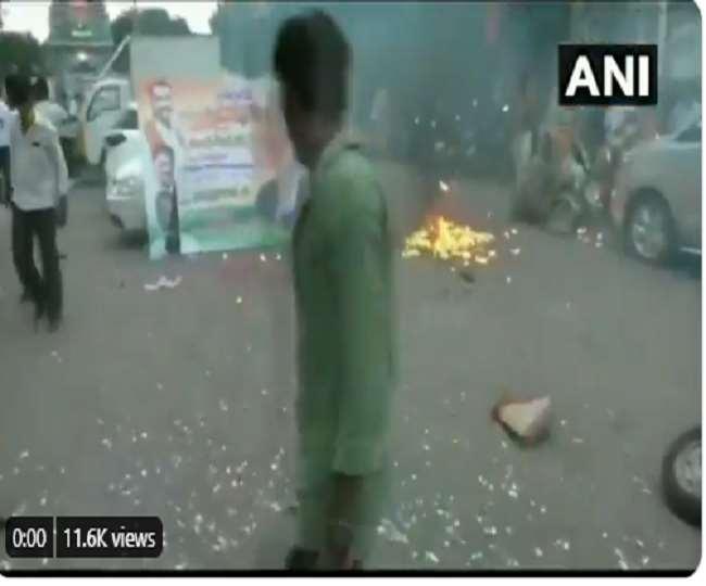 चेन्नई में PM मोदी के बर्थेडे सेलिब्रेशन के दौरान हादसा, 30 भाजपा कार्यकर्ताओं को आईं चोटें