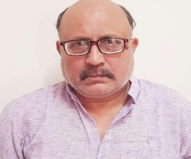 Journalist Rajeev Sharma Arrested under Official Secret Act