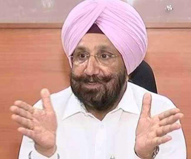 Punjab New CM Name: सुखजिंदर सिंह रंधावा की फाइल फोटो।