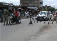 गश्त लगाती रही पुलिस, लुटते रहे राहगीर
