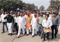 गांधी जी के आदर्शो पर चलकर राष्ट्रीय एकता करें मजबूत : राणा