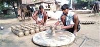 दीपावली और छठ को लेकर सजने लगे बाजार