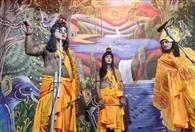 राम ने कुंभकर्ण व रावण को मारा, विभीषण का राज्याभिषेक