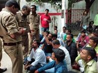 कमलेश तिवारी की हत्या को लेकर हिदू संगठनों में उबाल