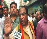 ममता सरकार की आलोचना में गिरफ्तार कांग्रेस नेता के परिजनों की मदद को आगे आई भाजपा
