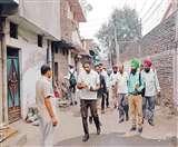 सेहत विभाग की टीम वार्ड 28 में पहुंची, डेंगू को लेकर चार सौ घरों किया सर्वे Ludhiana News
