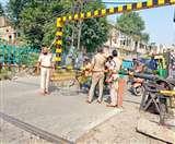 रेलवे फाटक पर न करें जल्दबाजी, जान जोखिम में डालने के बजाय करें दो मिनट इंतजार Jalandhar News