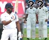Ind vs SA: रोहित शर्मा की वजह से 'खतरे' में आया दो दोस्तों का टेस्ट करियर