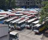 तेलंगाना : लगातार 15वें दिन TSRTC कर्मचारियों की हड़ताल जारी, ट्रांसपोर्ट सेवाएं बुरी तरह प्रभावित