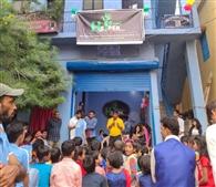 एक-एक ईट जोड़ी तो स्लम के बच्चों के लिए तैयार हुआ विद्या का मंदिर