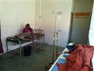 बागेबार गाव में डायरिया से एक की मौत, दर्जनभर बीमार