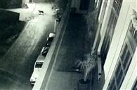 सीसीटीवी में कैद हुए गुलदार का वीडियो हुआ वायरल, लोगों में दहशत