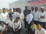 दूसरे मैच में बी सी सी शेखपुरा ने कटरा सीसी को हराया