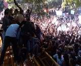 संसद में गूंजा JNU छात्रों-पुलिस के बीच भिड़ंत का मामला, BSP-कांग्रेस ने की जांच की मांग