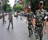 VVIP सुरक्षा के लिए CRPF ने मांगे एक हजार और जवान, एक और बटालियन के गठन की मांगी मंजूरी