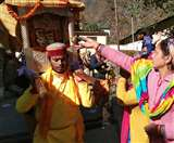 उद्धवजी और कुबेरजी पांडुकेश्वर में अपनी शीतकालीन गद्दी पर हो गए विराजमान