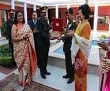 केदा दारुल अमन मलेशिया के सुल्तान ने किया आइएमए का दौरा Dehradun News