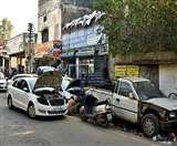 पुलिस की ओर से दी गई मोहलत के 48 घंटे बचे, लाडोवाली रोड से नहीं हटे कब्जे Jalandhar News