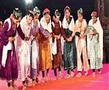 Samvad in jamshedpur : गोपाल मैदान में महकी लाहौल फेस्टिवल की खुशबू Jamshedpur news