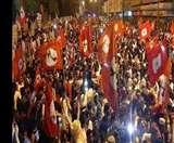 पाकिस्तान में उठी अलग सिंधुदेश की मांग, हजारों सिंधियों ने लाल झंडे लिए निकाला मार्च
