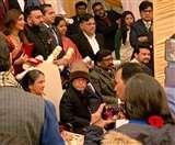 झारखंड के CM हेमंत सोरेन को चैंपियन ऑफ चेंज अवार्ड, पूर्व राष्ट्रपति प्रणब मुखर्जी ने दिया सम्मान