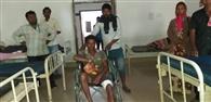 वाराह के हमले में तीन ग्रामीण जख्मी