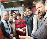 राजनाथ सिंह की रैली के लिए आज होगा भूमि पूजन, दिग्गजों ने साधा जनसंपर्क Meerut News