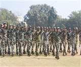 गणतंत्र दिवस का पूर्वाभ्यास शुरू, काैन करेगा ध्वजारोहण के सवाल पर असमंजस Dhanbad News