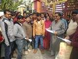 पुलिस उत्पीड़न से क्षुब्ध व्यापारियों ने भाजपा विधायक का आवास घेरा Gorakhpur News