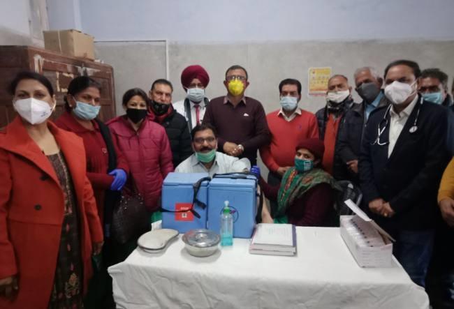 punjab news, hoshiarpur news, corona virus, 5 new cases found, corona  vaccination, talwada - Punjab Hoshiarpur Local News