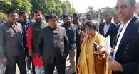 लोगों के लिए जनहित के लिए शुरू की पेड पार्किंग: ज्ञानचंद गुप्ता