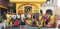 शिव पूजा के विपरीत है नशे का सेवन : भारद्वाज
