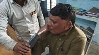 नशे की हालत में सदर पीएचसी प्रभारी गिरफ्तार