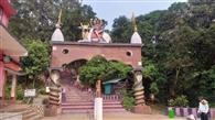 शिवरात्रि के लिए सज गया शिवगादी मंदिर