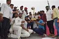 अभिनंदन कप पर समस्तीपुर ने जमाया कब्जा