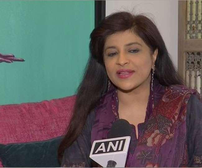 एक पार्टी के दौरान भाजपा नेता शाजिया इल्मी से काफी देर तक बदसुलूकी हुई है।
