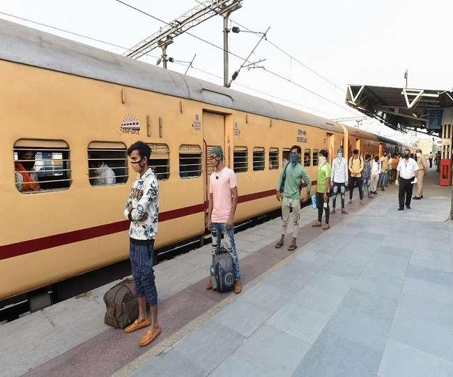 Indian Railways: दिल्ली से यूपी-बिहार वालों के लिए चलेंगी 5 स्पेशल ट्रेन, जानिए यहां रूट और टाइम टेबल - दैनिक जागरण (Dainik Jagran)