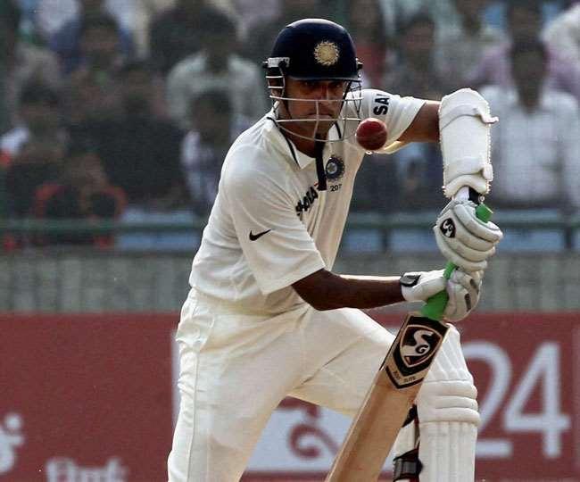 भारत के पूर्व कप्तान और वर्तमान राष्ट्रीय क्रिकेट अकादमी (NCA) के प्रमुख राहुल द्रविड़।