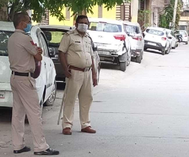 रोहतक में दिल्ली से आने वालों से बढ़ रहा खतरा, अब एंट्री प्वाइंट पर पुलिस की नजर
