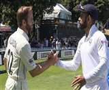 टीम इंडिया के कप्तान विराट कोहली व केन विलियमसन (एपी फोटो)
