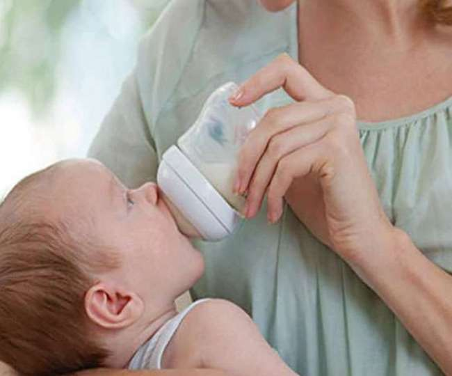 One Month-Old Baby Receives Mother's Milk From 1000 Km ...