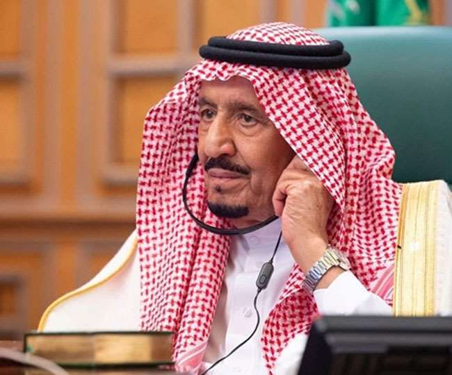 Saudi King Salman admitted to hospital for medical test after ...