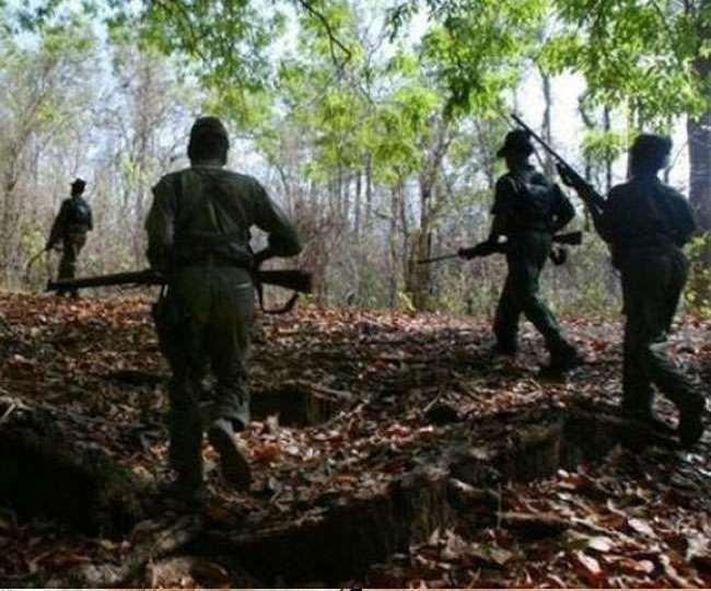 अमदई घाटी के पास नक्सलियों के साथ मुठभेड़ में आईटीबीपी का 1 जवान घायल और 1 की मौत