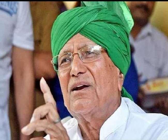 Kisan Andolan: गाजीपुर बॉर्डर पर किसान प्रदर्शनकारियों से मिलेंगे हरियाणा के पूर्व सीएम ओम प्रकाश चौटाला