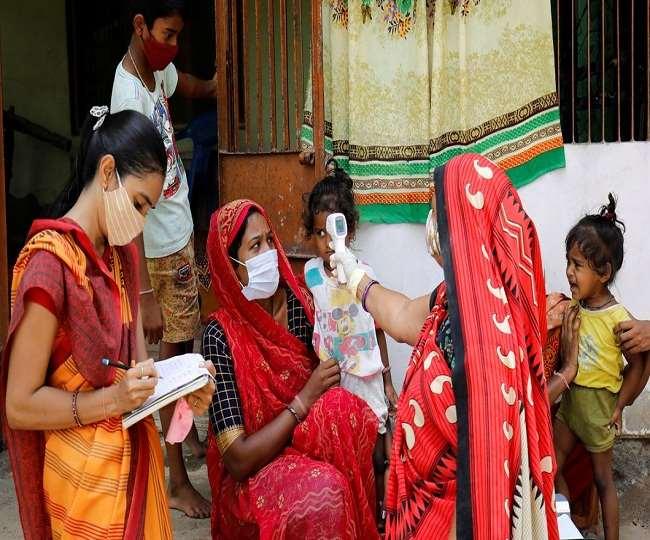 24 घंटों में आए 36,571 नए कोरोना संक्रमण के मामले