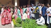 हो समाज ने समारोह पूर्वक मनाई ओत गुरु कोल लाको बोदरा की 100वीं जयंती