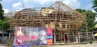 मां को समर्पित होगा गोसानी रोड दुर्गापूजा का पंडाल