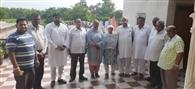 काठगढ़ में शिअद-भाजपा की संयुक्त बैठक हुई